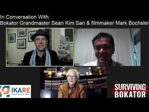 in conversation with bokator grandmaster sean kim san and filmmaker mark boschsler
