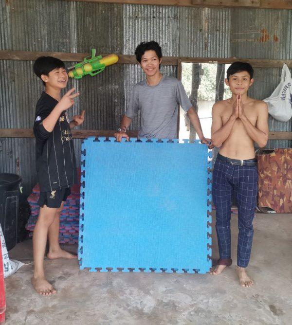 Kun Bokator clubs receive Surviving Bokator funds for COVID-3